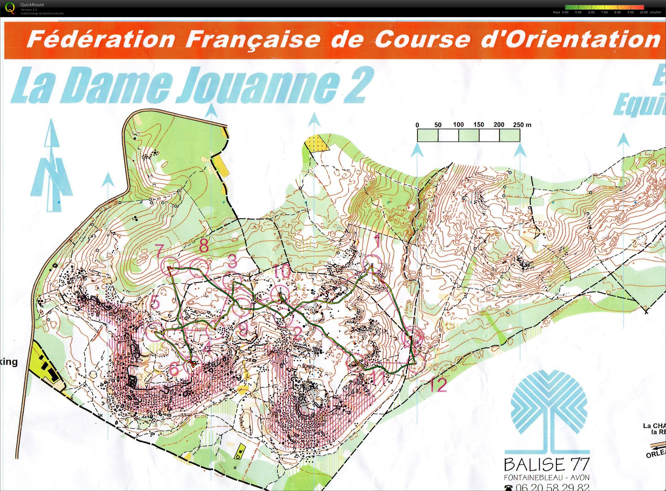 Courte distance 1 Stage Ligue  (22-10-2018)