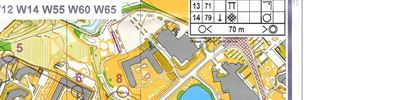 Coventry Weekend of Orienteering (2019-06-08)