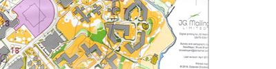 Coventry Weekend of Orienteering (08-06-2019)